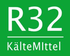 R32 Kältemittel